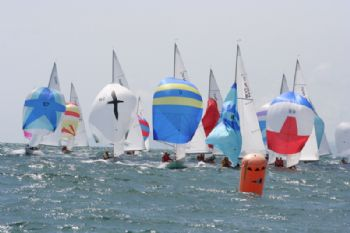 The resurgent Swallow class muster 23 boats for their nationals