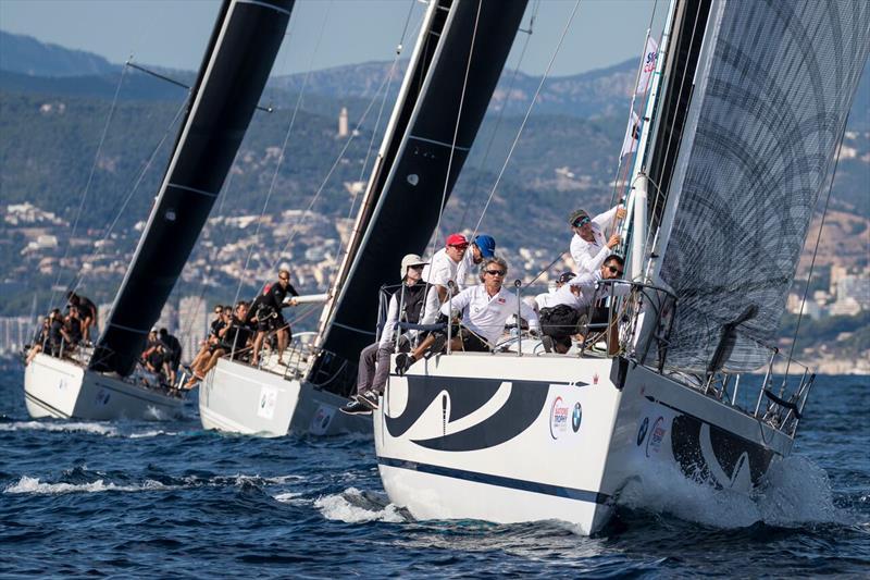 Luis Senís' Porrón IX leads on Swan 45 on day 2 of The Nations Trophy - photo © Nautor's Swan / Studio Borlenghi