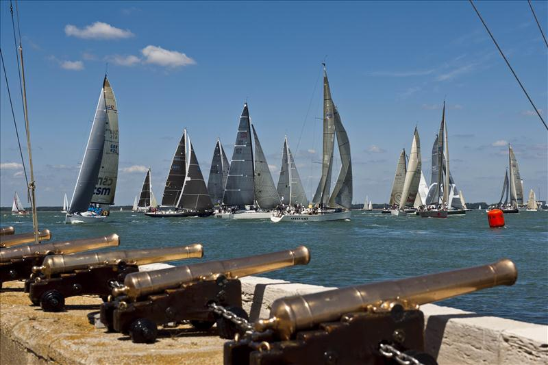 Swan European Regatta at the Royal Yacht Squadron - Day 4