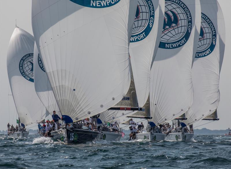 2017 Rolex New York Yacht Club Invitational Cup day 1 - photo © Rolex / Daniel Forster