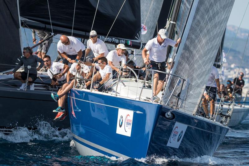 Spanish Nadir is the new lead of ClubSwan 42 on day 2 of The Nations Trophy - photo © Nautor's Swan / Studio Borlenghi