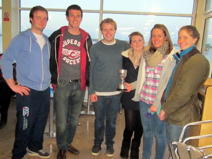 Cam Cup Team Racing at Grafham Water Sailing Club