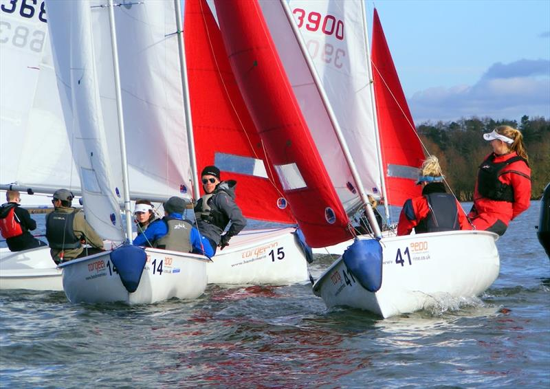 BUCS-BUSA Western Qualifier at Chew Valley Lake - photo © Nigel Vick