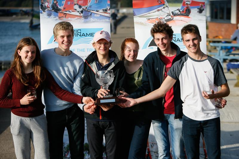 RYA ET Youth and Junior Team Racing Championships - photo © Paul Wyeth / RYA