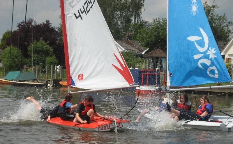 Getting your kids into sailing? Make it fun!
