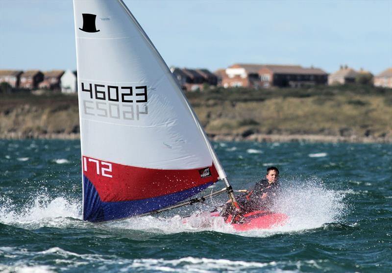 2020 South & Southwest British Youth Sailing Regional Junior Championships - photo © Mark Jardine / YachtsandYachting.com