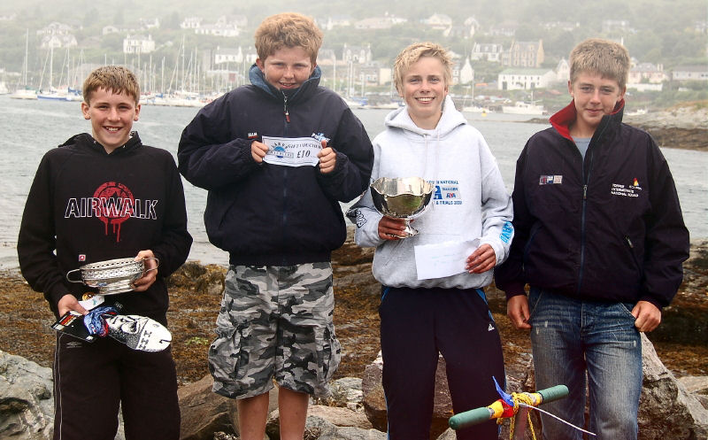 On Saturday 18 and Sunday 19 July, Tarbert Loch Fyne Yacht Club hosted Round ...