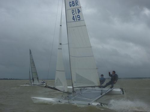 Tornado Nationals at Brightlingsea Sailing Club - Overall