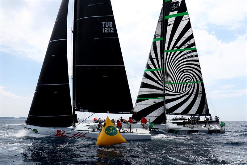 Rolex TP52 Worlds at Scarlino day 4 - photo © Max Ranchi / www.maxranchi.com