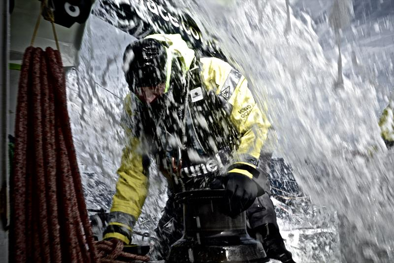 Volvo Ocean Race Leg 5 - Day 8