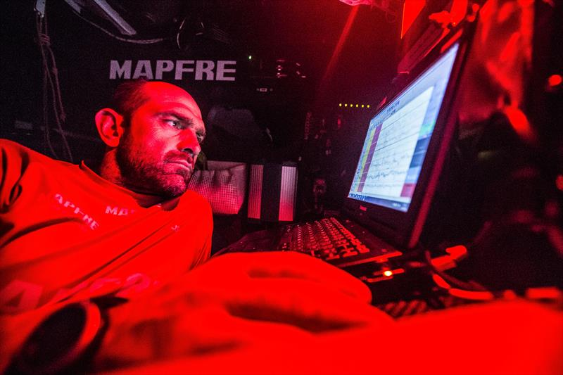 Xabi Fernández to skipper MAPFRE in the Volvo Ocean Race 2017-18 - photo © Francisco Vignale / MAPFRE / Volvo Ocean Race