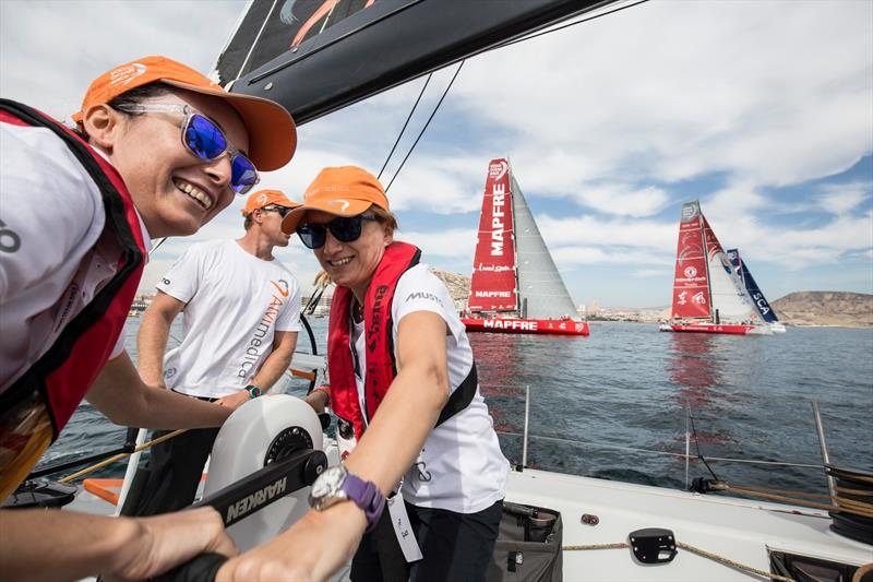 Volvo Ocean Race Leadership Development and Team Performance Programme  - photo © Amory Ross / Team Alvimedica