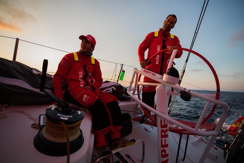 MAPFRE wins the Volvo Ocean Race Prologue Race - photo © Jen Edney / Volvo Ocean Race