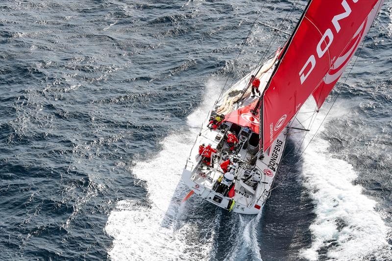 Volvo Ocean Race Leg 1 Start in Alicante - photo © Ainhoa Sanchez / Volvo Ocean Race