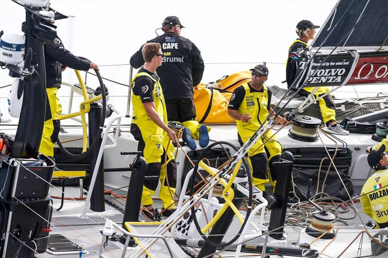 Volvo Ocean Race Leg 1 Start in Alicante - photo © Pedro Martinez / Volvo Ocean Race