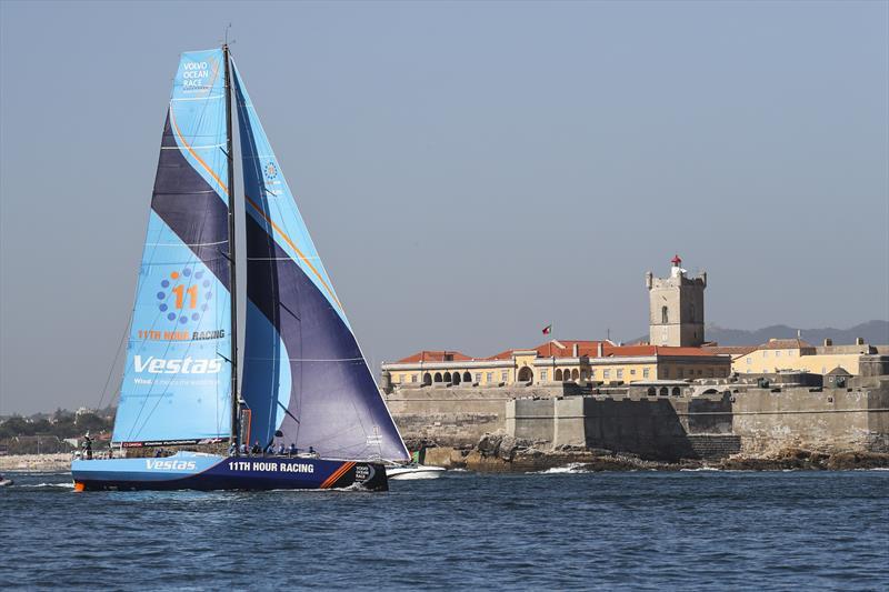 Vestas 11th Hour Racing win Leg 1 of the Volvo Ocean Race - photo © Jesus Renedo / Volvo Ocean Race