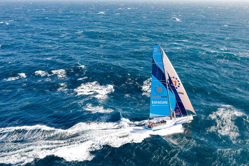 Start of Volvo Ocean Race Leg 2: Lisbon to Cape Town - photo © Ainhoa Sanchez / Volvo Ocean Race