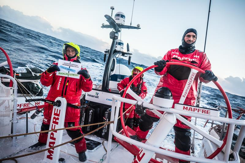 Volvo Ocean Race Leg 7: Eight facts about Point Nemo