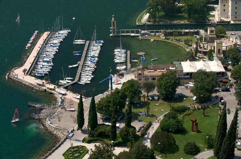 The inaugural VX One Gold Cup will be held at Lake Garda - photo © Ovington Boats