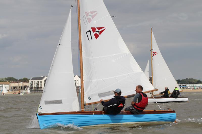 Pyefleet Week day 7 - photo © Fiona Brown / www.fionabrown.com