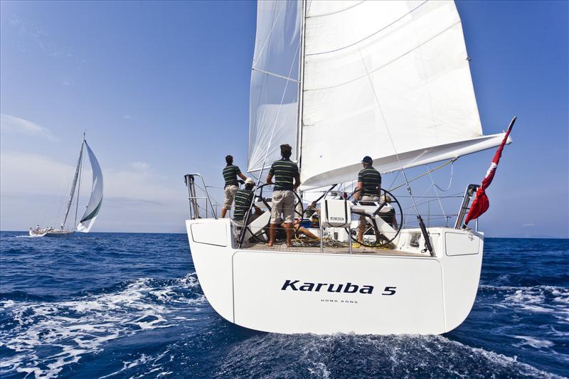 Steiner X-Yachts Mediterranean Cup