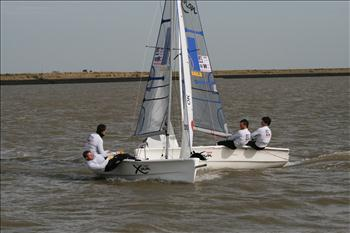 Endeavour Trophy at Burnham day 2