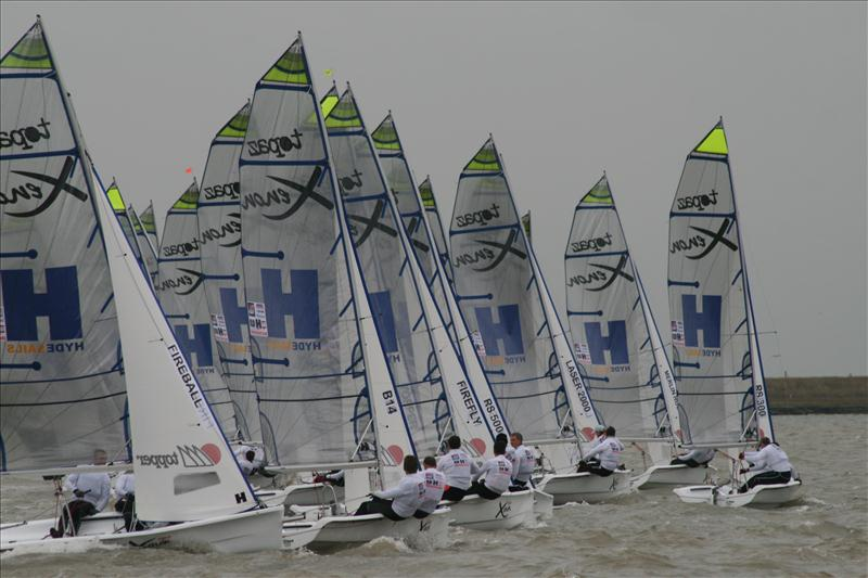 2011 Endeavour Trophy at Burnham day 2