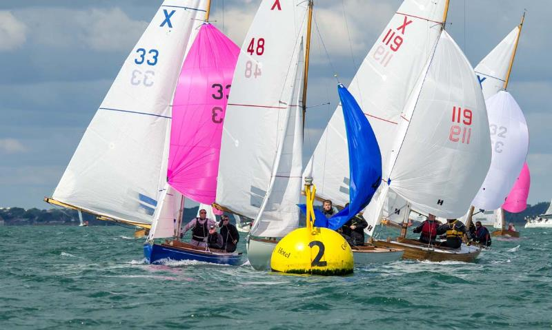 2015 Taittinger Royal Solent Yacht Club Regatta - photo © Paul Brown