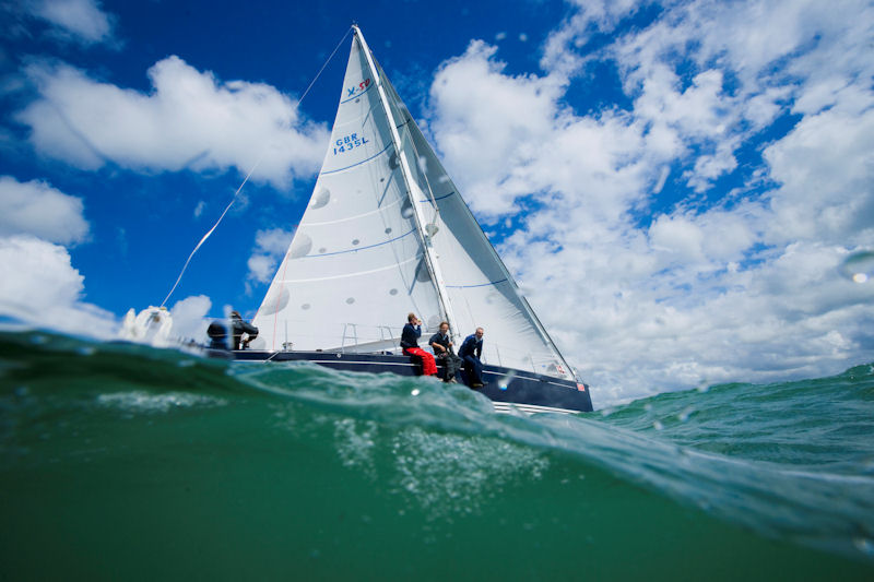 SLAM X-Yachts Solent Cup at the Royal Southern Yacht Club