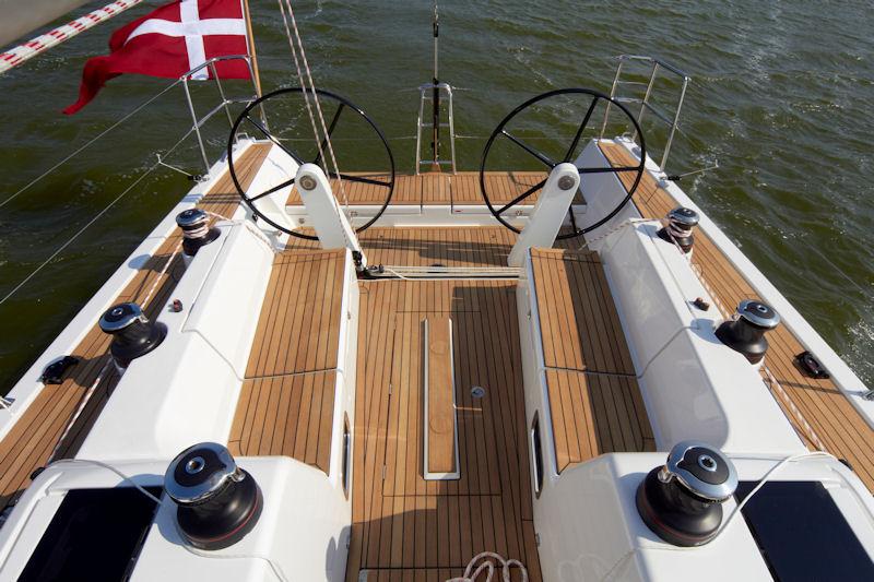 X-Yachts Xp 38 Premier at the PSP Southampton Boat Show