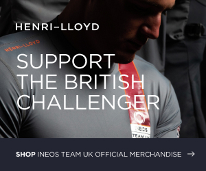 Henri-Lloyd 2021 INEOS TEAM UK - MPU