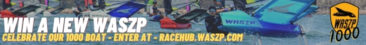 WASZP 2020 - Win the 1000th boat - LEADERBOARD