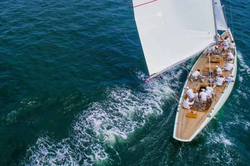 12m World Championship 2019 photo copyright Ian Roman / North Sails taken at Ida Lewis Yacht Club and featuring the 12m class