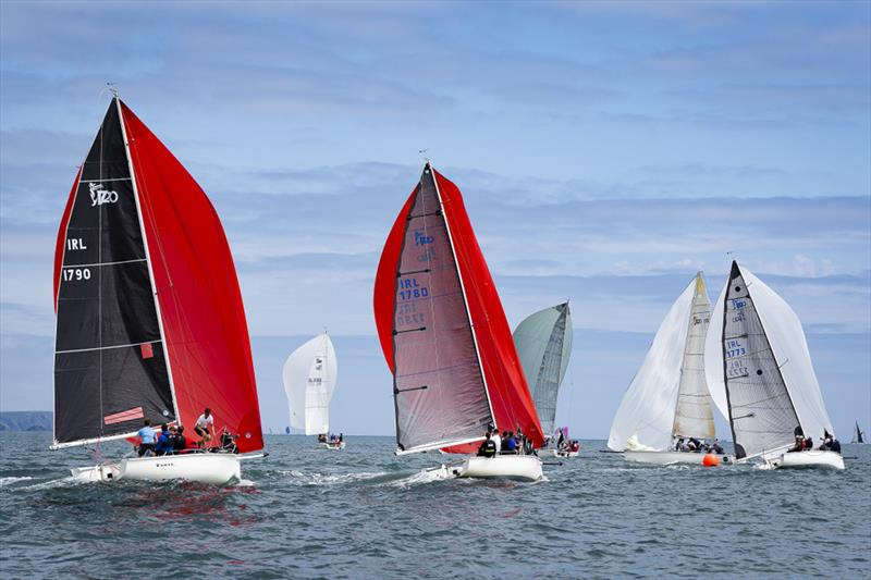 O'Leary Life Sovereign's Cup Regatta at Kinsale - photo © David Branigan / Oceansport