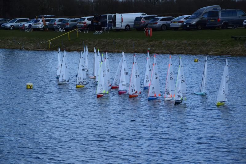 GBR IOM Class National Ranking event at Lincoln  - photo © A. Guerrier