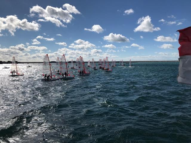 Harken 29er Grand Prix Round 1 at the WPNSA - photo © 29er UK