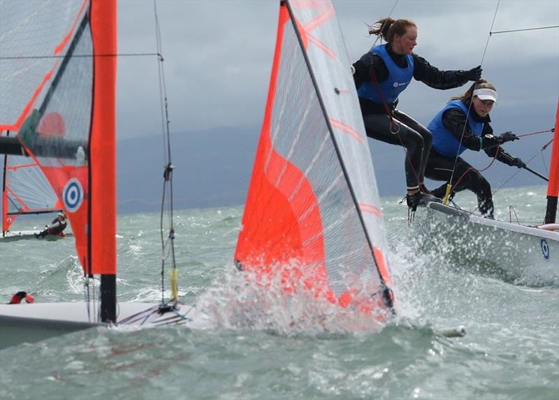 NeilPryde Sailing UK 29er Nationals at Pwllheli - photo © Wavelength Image