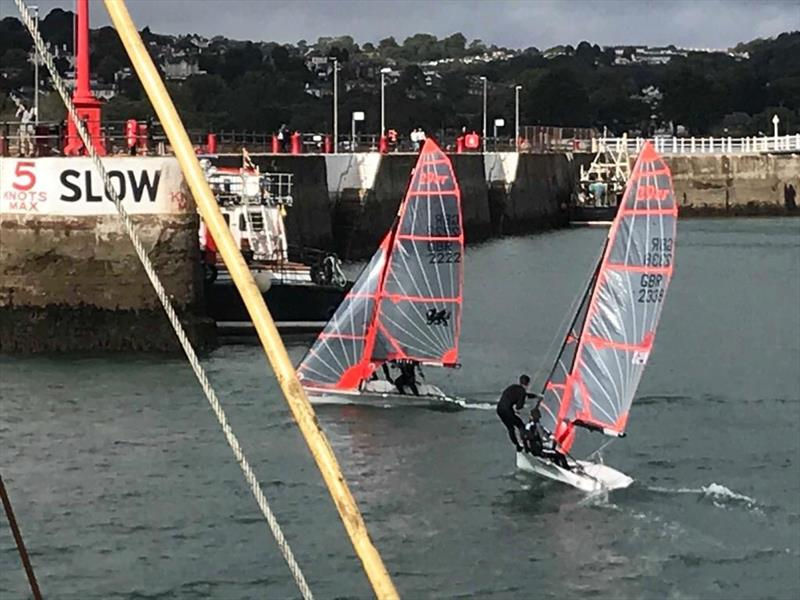 Harken 29er Grand Prix Round 2 at Royal Torbay Yacht Club