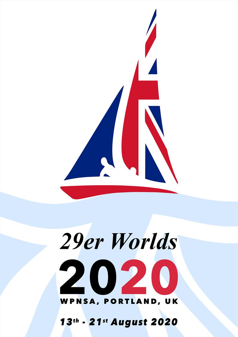 29er Worlds 2020 photo copyright 29er Class taken at Weymouth & Portland Sailing Academy and featuring the 29er class