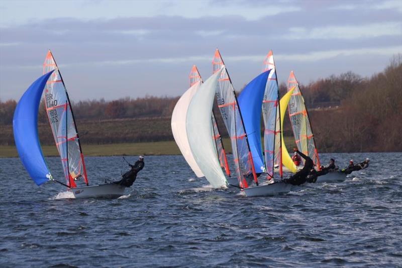 Harken 29er Inland Championship and Grand Prix at Rutland Sailing Club