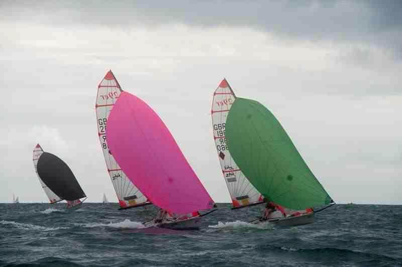 29er NeilPryde Sailing Cup - Day 2