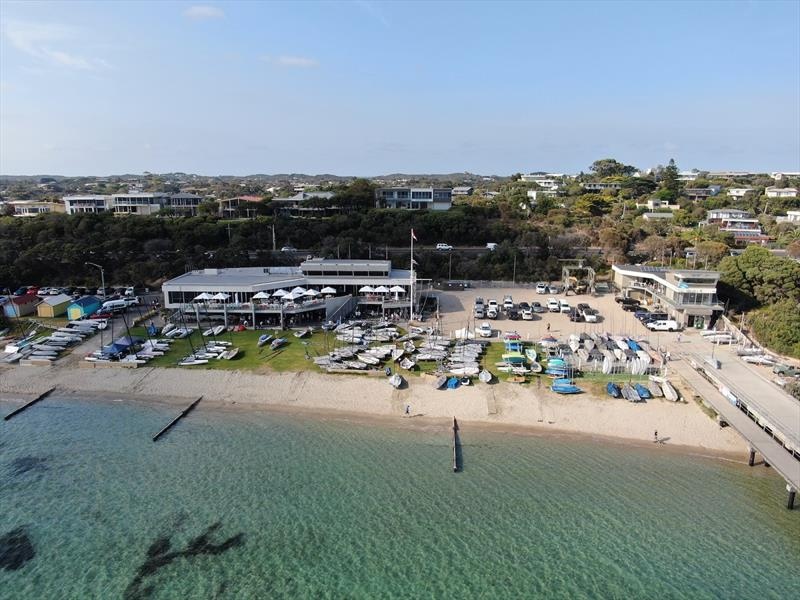 The Blairgowrie Yacht Squadron hosted a fantastic event - 2020 Australian 29er Nationals - photo © Jordan Roberts