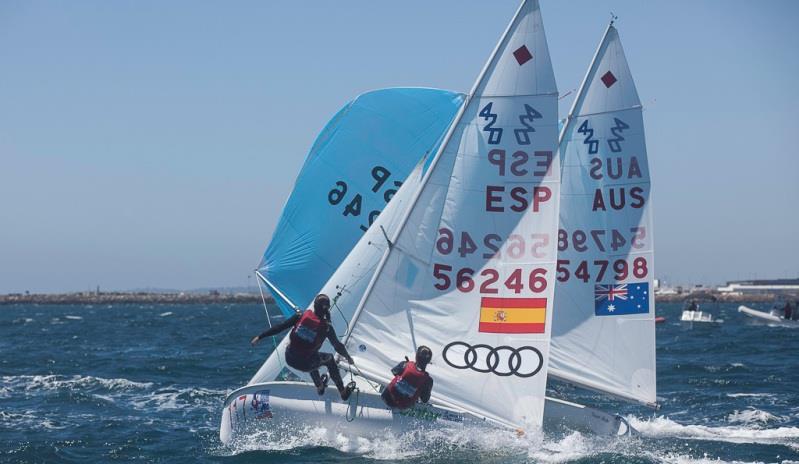 420 world championship at fremantle sailing club overall