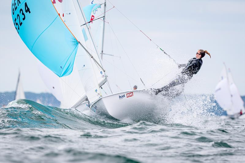 The 420 joins the Olympic classes during Kiel Week part 2 - photo © Kiel Week / Sascha Klahn