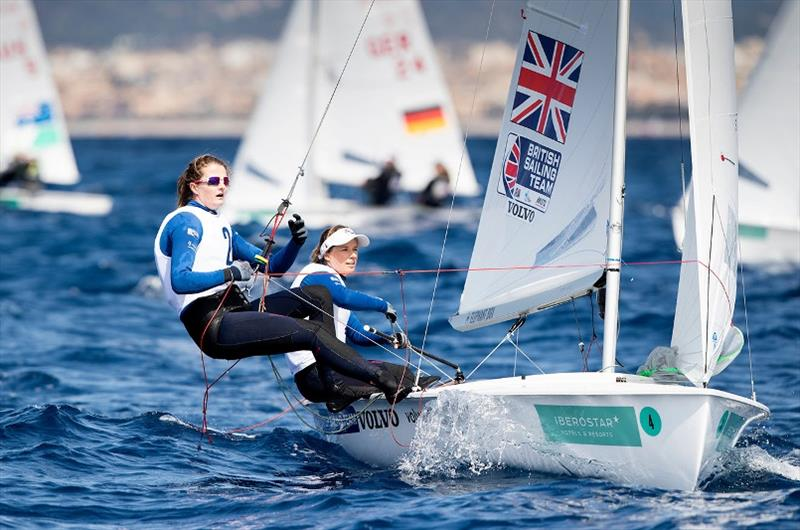 Mills and McIntyre seek success at 'hugely important' 470 Europeans