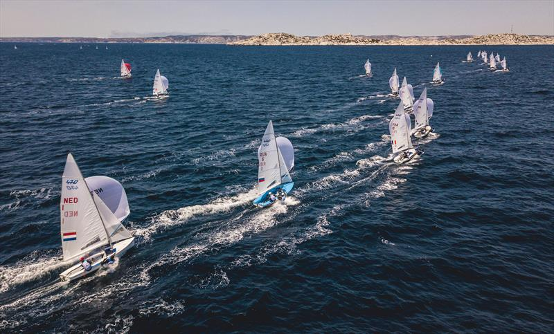 Hempel World Cup Series Final day 1 in Marseille, France - photo © Sailing Energy / World Sailing