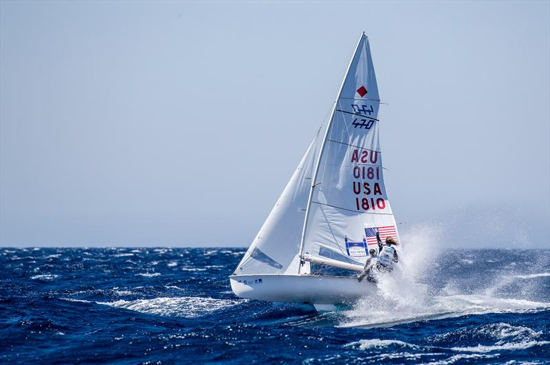 Hempel World Cup Series Final day 2 in Marseille, France - photo © Sailing Energy / World Sailing