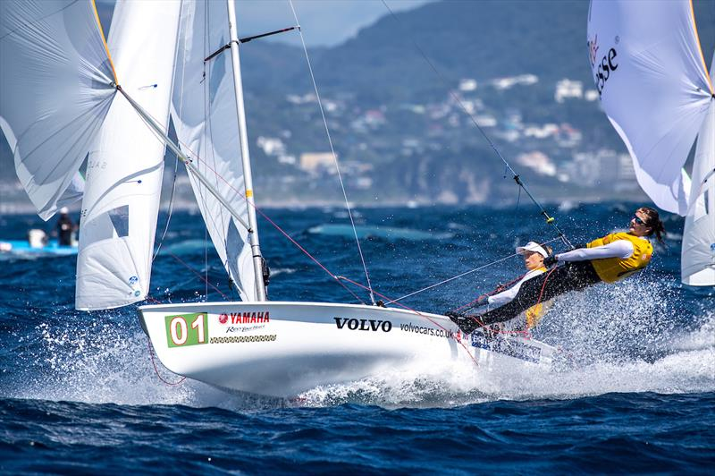 2019 470 World Championships at Enoshima, Japan - Overall