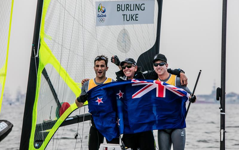 Olympic Sailing: Lift your game with WindBot