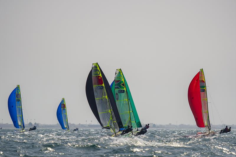 2021 Mussanah Open Championship - Day 2 - photo © Oman Sail